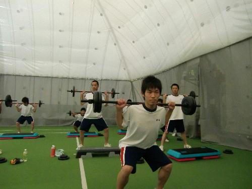 トレーニング実習